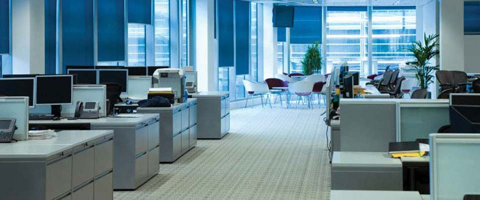 Office Cleaning Services - Crystal Cleaningn and Maintenance Services Ireland